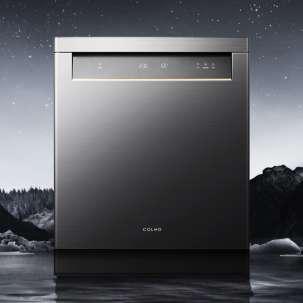 COLMO 洗碗机 13套嵌入式 智能家用 对旋喷淋热风烘干 离子净科技7天鲜存 食品级全钢内胆 WiFi智控 CDB312