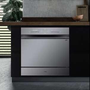 美的洗碗机H4-Plus 家用8套嵌入式 热风烘干 UV消毒除菌 WiFi智控【商场同款】