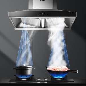 老板(ROBAM)欧式23立方烟灶蒸烤套餐68A0+57B0+CQ975 油烟机5.0kW燃气灶具蒸烤一体机