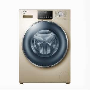 海尔G100928HB12G 10公斤FPA直驱变频洗烘一体滚筒洗衣机