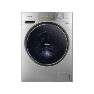 松下(Panasonic) XQG100-EG13T 滚筒洗衣机 洗干一体专利泡沫冷凝式烘干变频X内筒三维立体洗 10.0kg