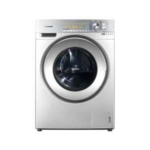 松下(Panasonic) XQG100-EG128 滚筒洗衣机 洗干一体nanoe纳米水离子银除菌泡沫烘干羽绒 10.0kg