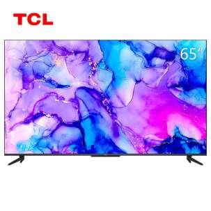 TCL 65T88E 65英寸 全场景AI声控QLED量子点智屏 2+32G金属全面屏液晶平板电视机