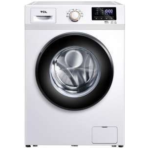 TCL 8公斤滚筒洗衣机 G80L100-B