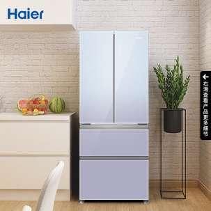 海尔(Haier)法式多门冰箱 BCD-409WLHFD7DM1