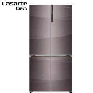 卡萨帝(Casarte)551升十字对开门冰箱 BCD-551WDCPU1