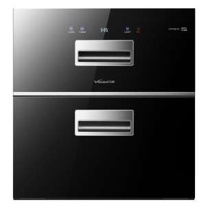 万和 (Vanward)二星级 100系列全自动嵌入式消毒柜/碗柜ZTD100QE-D2