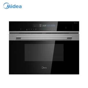 美的(Midea)蒸烤一体机 麒麟系列 嵌入式家用 多种菜单 36L大容量 TQN36FQL-SS