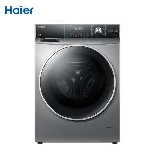 海尔10公斤直驱变频超薄全自动滚筒洗衣机家用大容量 智能投放 蒸汽除菌香薰洗烘一体G100228HBD12S