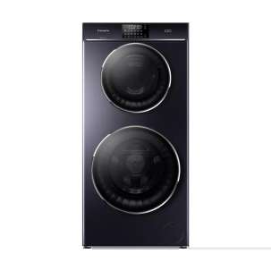 【新品爆款】卡萨帝双子滚筒洗衣机全自动 直驱变频 双筒分区同步洗护 12KG C8 12P3U1