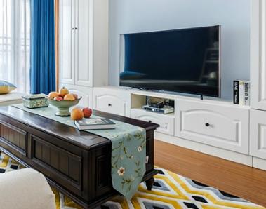 一起来解决:客厅电视背景墙应该怎样设计?