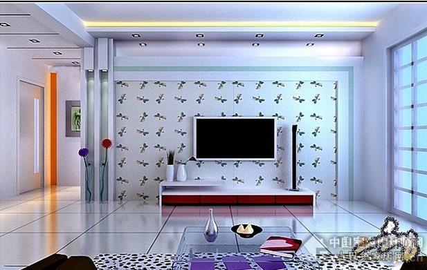 我想咨询下我的客厅电视墙的颜色颜色该怎么搭配才