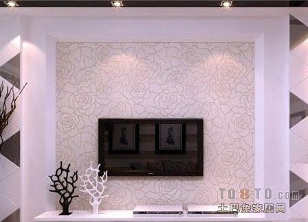 求2012最流行的电视背景墙效果图片