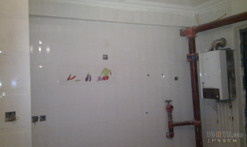 厨房结构不好,北墙宽,南墙窄,有什么好的解决方法吗?