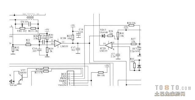 怎样才能看懂电路�_这个东西怎么说呢,你学过物理的,应该就能看懂电路图