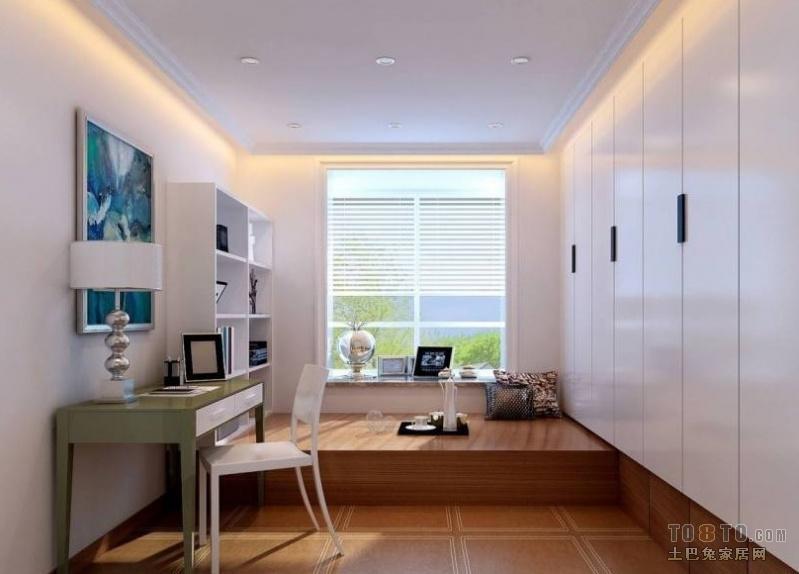 家居 起居室 设计 书房 装修 799_574图片