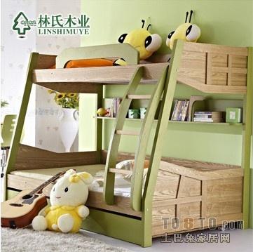 小孩床一般尺寸是多少_儿童家具\/用品_土巴兔