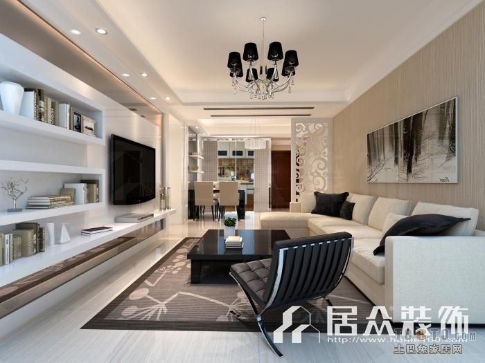 米色沙发搭配什么颜色的地毯好看?