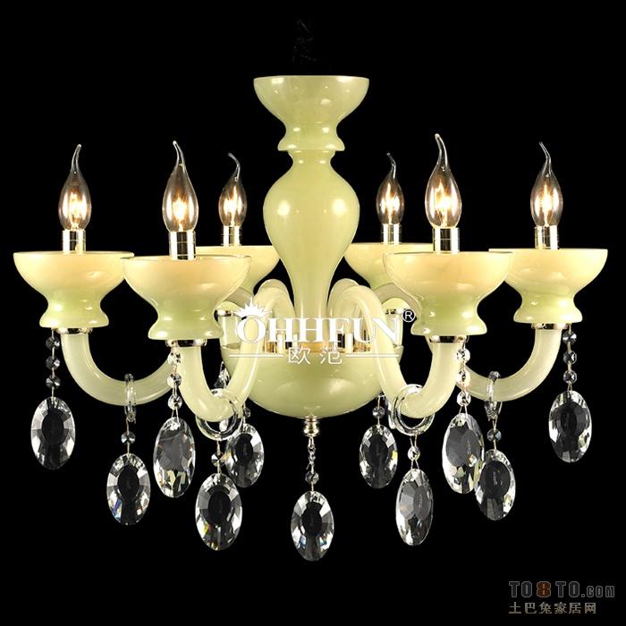 欧式风格的吊灯款式求推荐,用在客厅的.图片