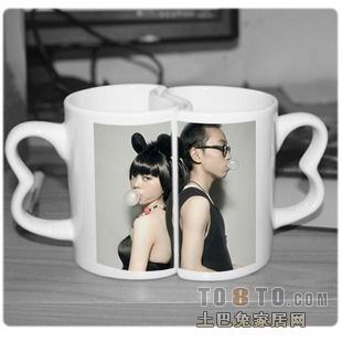 怎么把照片印在杯子上