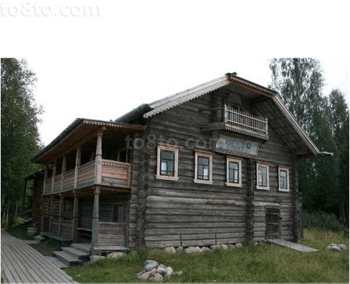 俄式木屋风格特点是什么图片