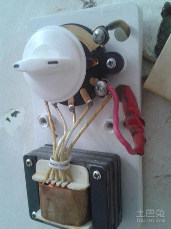 吊扇调速开关接线图 有没有 家用电器 土巴兔图片