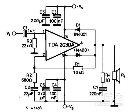 单声道功放板接线方法是什么?