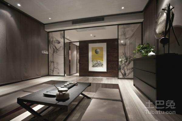 禅意东方居住图片的空间谁有?设计ui产业链图片