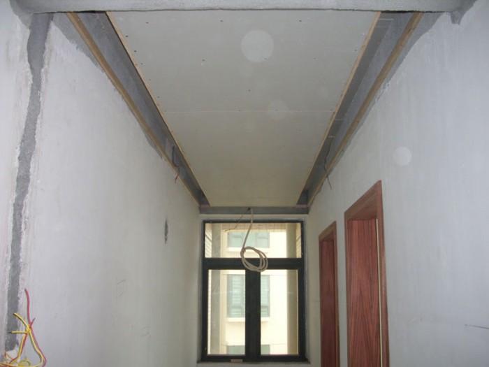 入户玄关吊顶  过道处吊顶高清图片