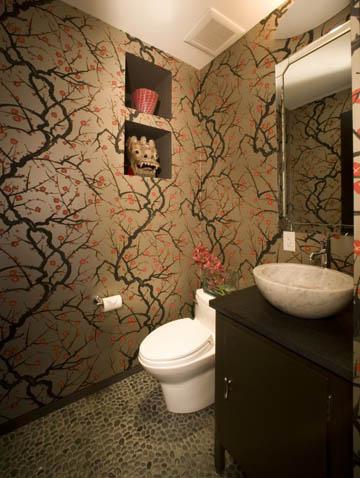 室内设计与墙纸的应用
