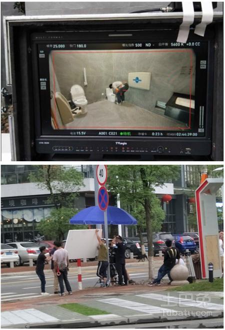 法恩莎卫浴,智能公共卫生间,厕所革命,科技,幕后,拍摄花絮