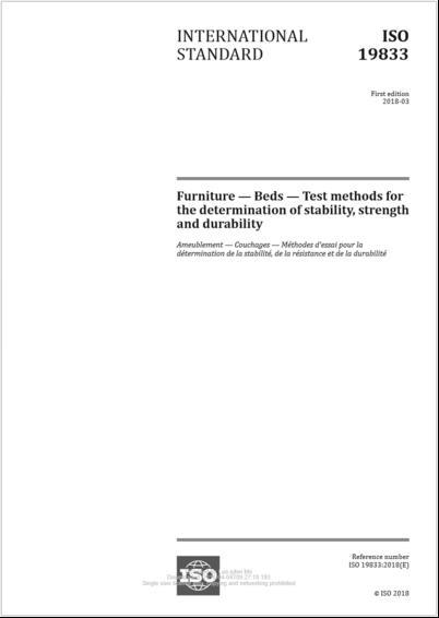 联邦参与制定的ISO国际标准正式发布