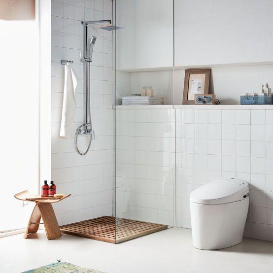 年末大扫除,你家的卫浴间干净了吗?