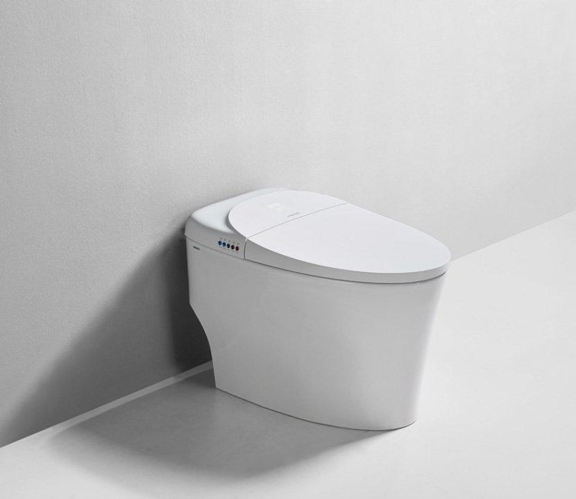 法恩莎卫浴,帕斯卡F4坐便器,智能