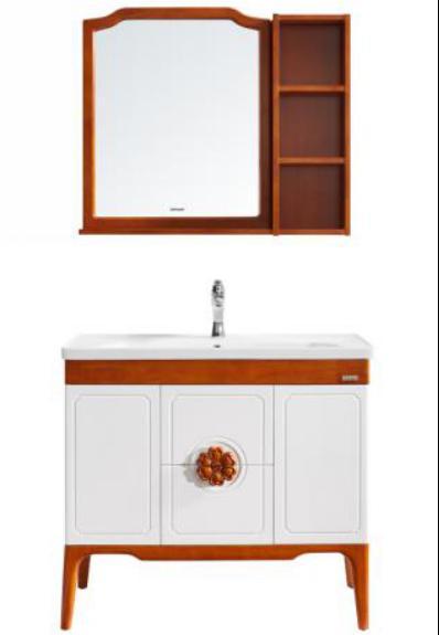 安华卫浴,卫浴品牌,花颜浴室柜