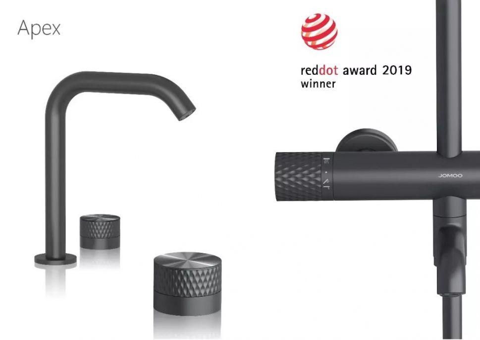 九牧荣获4项红点大奖,创新设计再获国际认可!