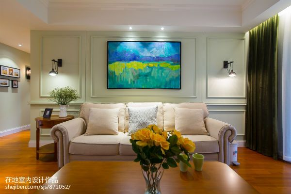 你应该知道的客厅沙发背景墙风水禁忌
