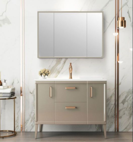 箭牌浴室柜:一抹颜值杀,美翻小长假