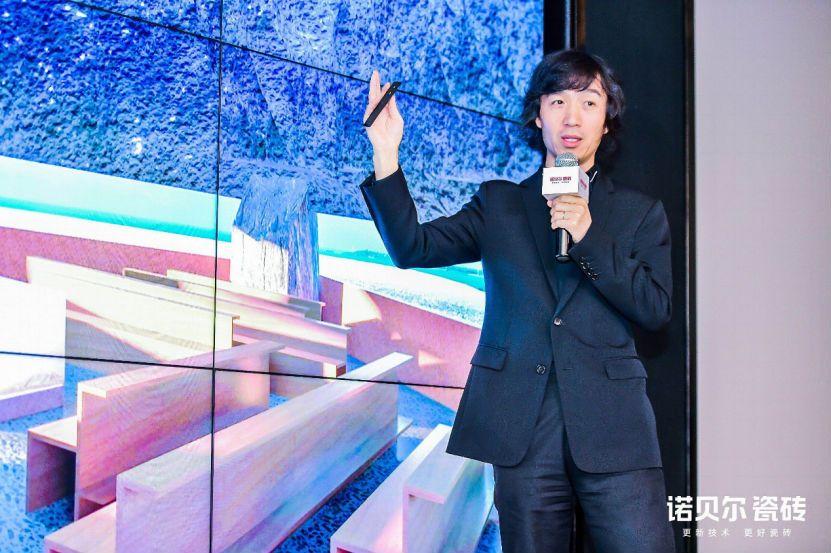 揭秘诺贝尔瓷砖携琚宾打造的三千平设计体验中心
