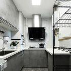 让土灶加现代厨房设计给我们带来更浓厚的生活气息