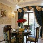 新中式窗帘给时时彩庭装饰送上不一样的风格