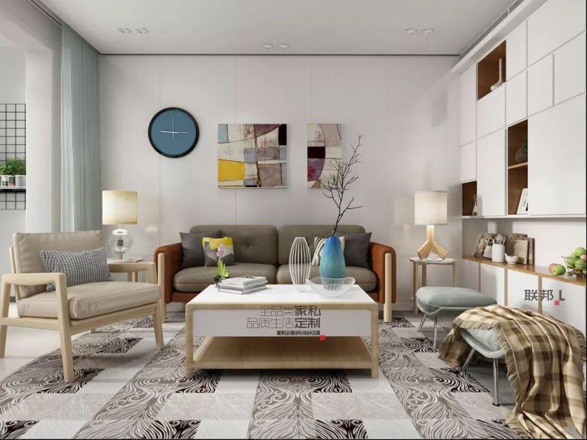 别再纠结客厅风格了,18套方案还不够你选?
