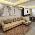 100平方的房子北京PK10贴墙纸几大步骤