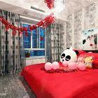 快速了解婚房墙面布置和如何使用气球