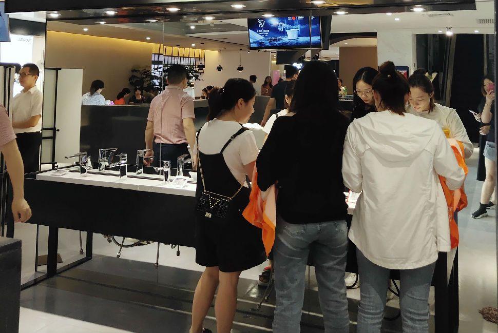 箭牌卫浴新零售体验馆隆重开业!