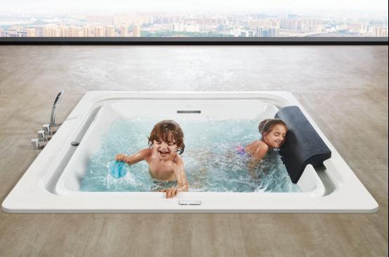 法恩莎卫浴,陪伴,亲情,恒温花洒,按摩浴缸,智能马桶