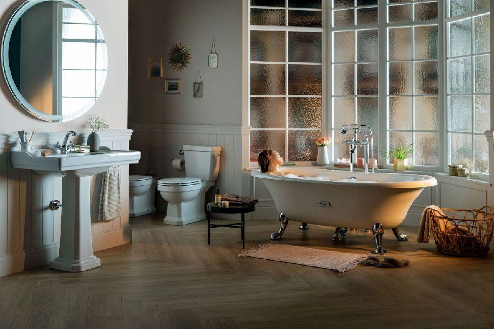 浴见美好生活丨关于卫浴空间Roca的N种想象 矿泉水