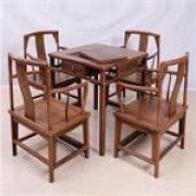 鸡翅木茶桌