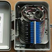 光缆分纤箱