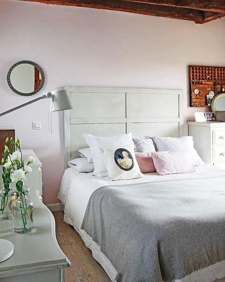 热门99平方三居卧室混搭装饰图片大全家装装修案例效果图